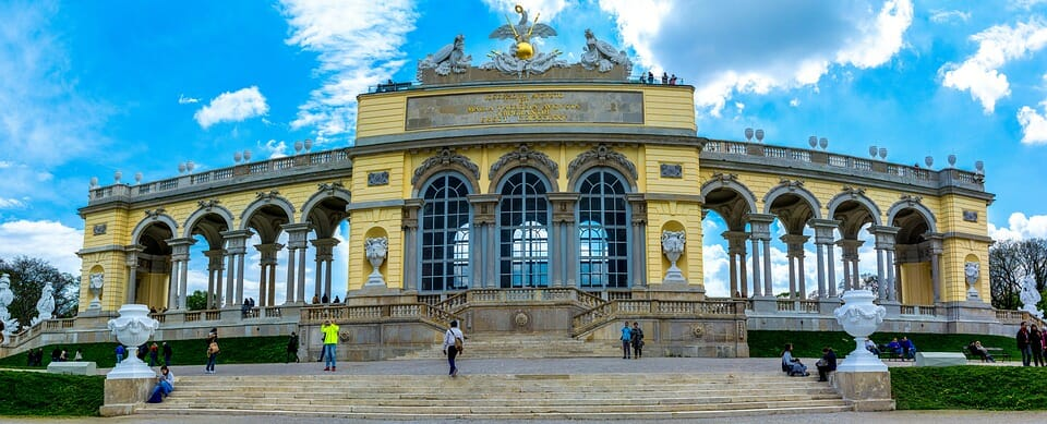 Top Tourist Attractions in Vienna